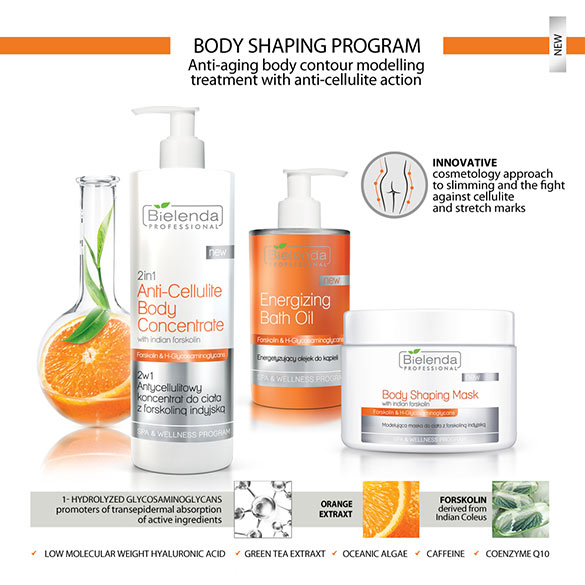 BODY SHAPING PROGRAM