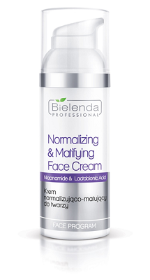 Normalizing and Maytifing Face Cream