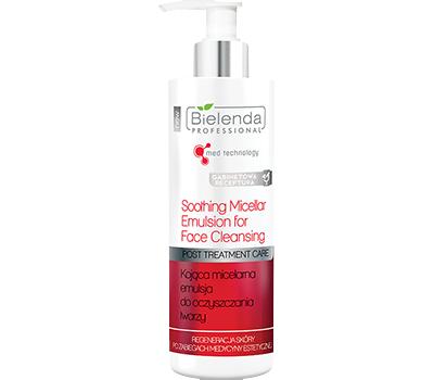 312032 Post Treatment Care Kojąca micelarna emulsja do oczyszczania twarzy, 200 ml