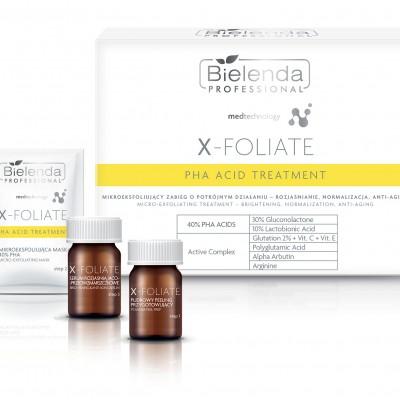 X-FOLIATE PHA ACID TREATMENT